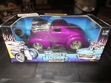 muscle machines 41 willys coupe 1:18 scale die cast.