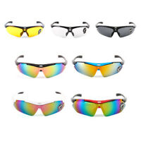 Outdoor Sport Glasses Cycling Sun Eyewear UV400 Bicycle Running Bike Riding