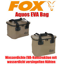 Fox Aquos EVA Bag wasserdichte Tasche Carryall versiegelte Nähte Angeln 20 / 30L