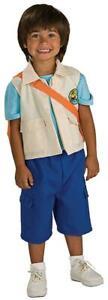 Nick Jr. Go Diego Go! Deluxe Child Costume