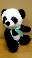 "10"" Panda Bear, Plush Toy, Doll, Stuffed Animal, Anna Leigh"
