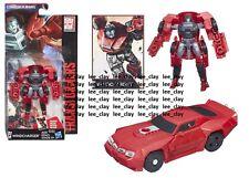 Transformers Generations Combiner Wars Windcharger Legends Class Red Camaro NEW!