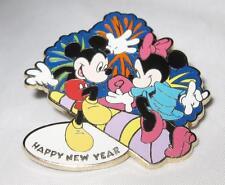 WDW, Disney Pin, Target Store - Happy New Year - Mickey & Minnie