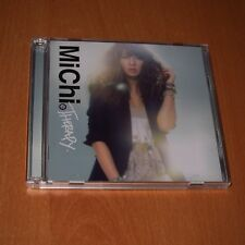 MICHI - THERAPY ( JAPAN 2 DISC SET CD ALBUM ) * LIKE NEW *