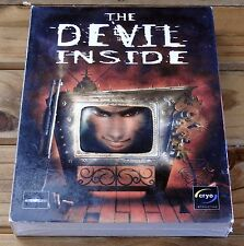 The Devil Inside PC Game Big Box New Sealed