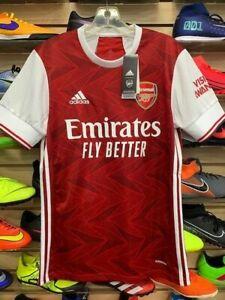 adidas Men's Arsenal 20/21 Home Stadium Quality Soccer Jersey