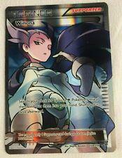 Winona FULL ART Trainer 108/108 XY Roaring Skies Pokemon NM HOLO