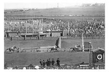 FLEMINGTON VRC Derby 31 October 1903 modern Digital Photo Postcard