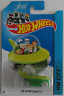 Hot Wheels - The Jetsons Capsule Car Neu/OVP US-Card