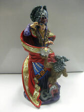 """""""The Sorceress"""" Statue Danbury Mint w/ COA Quest for the Crystal"""
