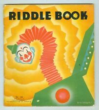 Saalfield Riddle Book #140