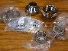 "Harley Parts FXR STYLE CUPS, 1"" USA Timken Neck Bearings, races & dust shields"