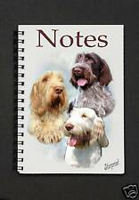 Italian Spinone Notebook / Notepad By Starprint
