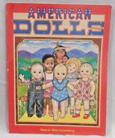 "American Dolls of 20 Century Coloring &  Information  12"" X 9"" Vntg.1985."