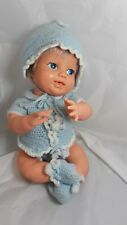 """Kenner Sitting Baby Doll 10"""" Tall 1975"""