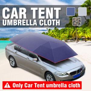 Universal Car Tent Umbrella Sun Shade Roof Cover Waterproof Resistant