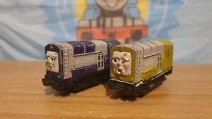 ERTL 1999 Splatter and Dodge Thomas & Friends Take Play Along Tank Engine p&p