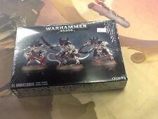 40K Warhammer Tyranid Warriors NIB Sealed