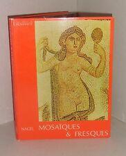 Mosaïques & fresques.Jean MARCADE.Nagel SV5