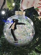 Personalised Michael Jackson Christmas Bauble.. Merry Bad Christmas