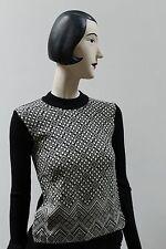 MODA TRICOT Pullover Winterpullover Weihnachten NOS OvP 70s True Vintage 70er