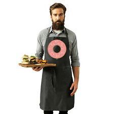 Funny Novelty Apron Kitchen Cooking - Donut