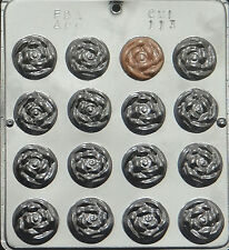 Rose Mint Chocolate Candy Mold Candy Making  113 NEW