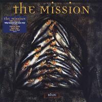 Blue (Blue Vinyl) The Mission lp DEMREC469 2019 reissue