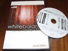Whte Balance DVD Snowboard film Mike Hatchett 16mm Kalbermatten Hammer Haakonsen