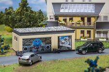 Faller 130621 HO 1/87 Garage double avec pièces de commande