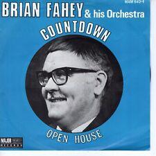 7inch BRIAN FAHEY countdownUK PROMO EX+  (S1010)