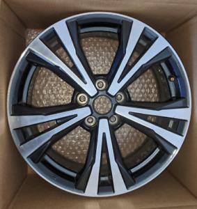 Nissan Qashqai J11 Diamond Cut 18 Inch Alloy Wheel 7J x 18-40 D0C00HV03B (W11)