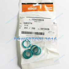 Genuine Main Valve Spool Rod Seal for Bobcat Skid Steer 751 753 763 773 7753