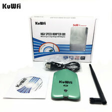 KuWFi High Speed WiFi Adapter Ralink3070L 2000mW Wireless N USB Wifi Adapter