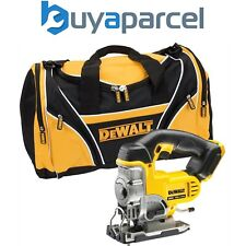 DeWalt DCS331N XR Cordless Jigsaw Li-ion 18 Volt Bare Unit DCS331N-XJ + Tool Bag