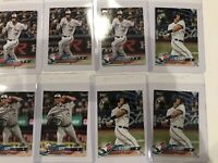 2018 Topps Update Baseball Toronto Blue Jays RC Rookies & Stars Lot of 12 Cards