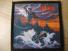 Dio patch,heavy metal,motorhead,Iron Maiden,black sabbath,metallica