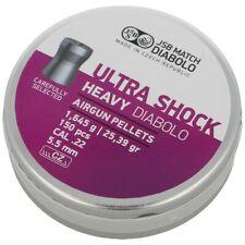 JSB Diabolo Heavy Ultra Shock .22 / 5.52mm Pellets 150psc (546228-150)