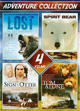 Adventure Collection:Lost in the Barrens/Simon and the Spirit Bear PERFECT COND