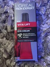 L'Oreal Men Expert Vita Lift Anti Ageing Anti Wrinkle Eye Cream 15ml
