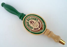 NEW GEORGE KILLIAN'S IRISH BROWN ALE BEER TAP HANDLE WOODEN NEVER USED MINT