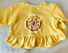 Oilily Toddler Cotton Jacket/Top Graphic On Back Size 98cm/Size  3