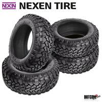 4 X New Nexen Roadian MTX LT275/70R18R10 125/122Q Tires