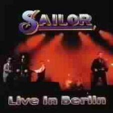 Sailor - Live In Berlin  (CD 2002) Angel Air New