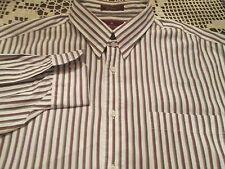 SUPER NORDSTROM STRIPED SHIRT SIZE 16.5/33