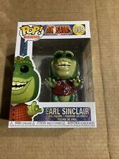 Funko Pop Television Dinosaurs Earl Sinclair #959 - Box Flaws - Please Read