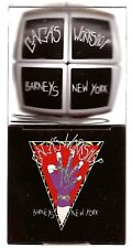 NEW LADY GAGA WORKSHOP V CUBE 2 BARNEY'S NEW YORK Rare w Gift Bag NIB