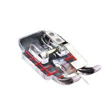 "1/4"" Clear Stitch-In-Ditch Foot #4129274-46 For Husqvarna Viking Sewing Machine"