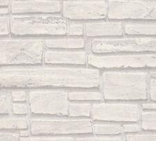 Holz- & Vinylbeschichtet Tapeten mit Steinoptik für Steine
