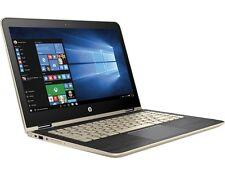 """HP-Pavilion X360-M3-u105dx-i7-7th-Gen-12gb-Ram-256gb-Ssd-Gold-Win10-13.3""""FHD"""